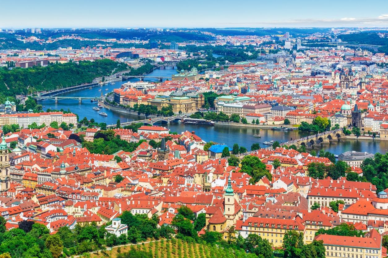 Prag şehri gezi rehberi