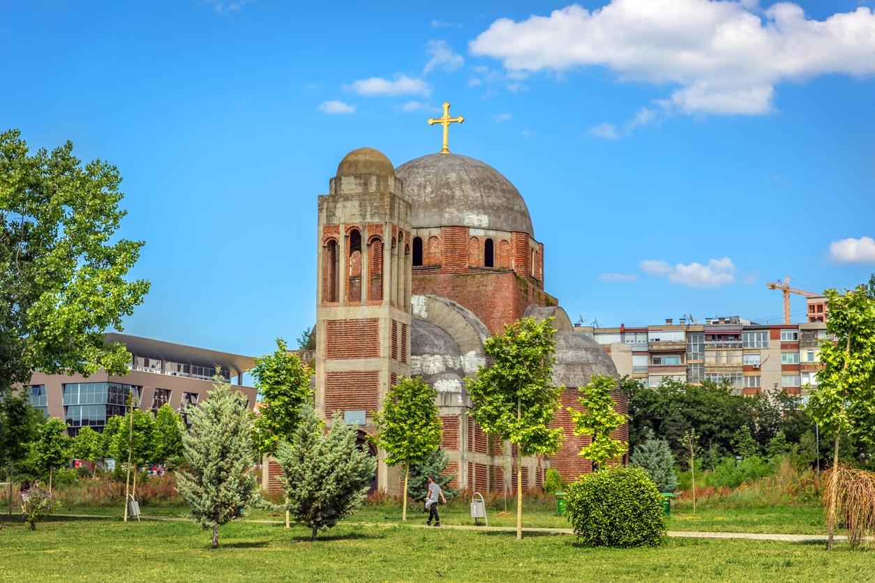 Pristine Aziz Nikola Ortodoks Kilisesi