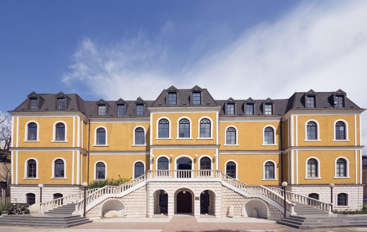 Pristine kosova ulusal müzesi