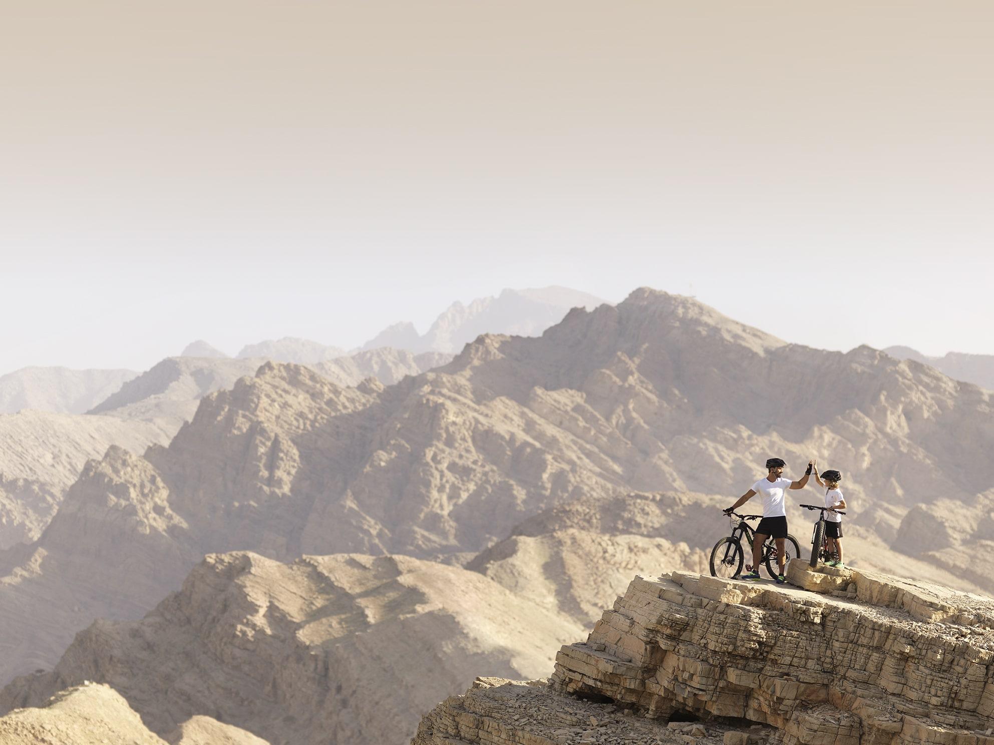 Jebel Jais Dağı