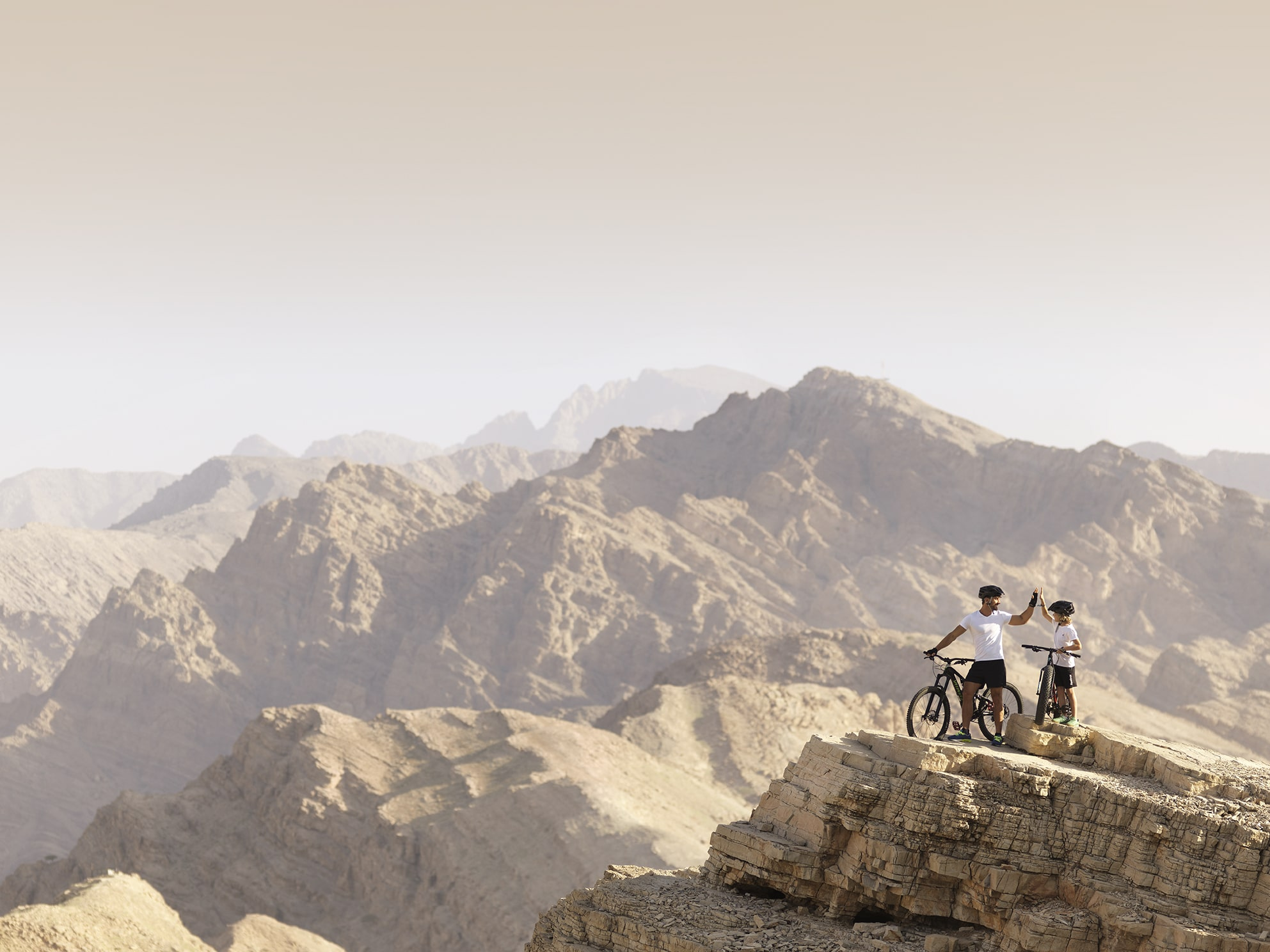 Jebel Jais Mountain