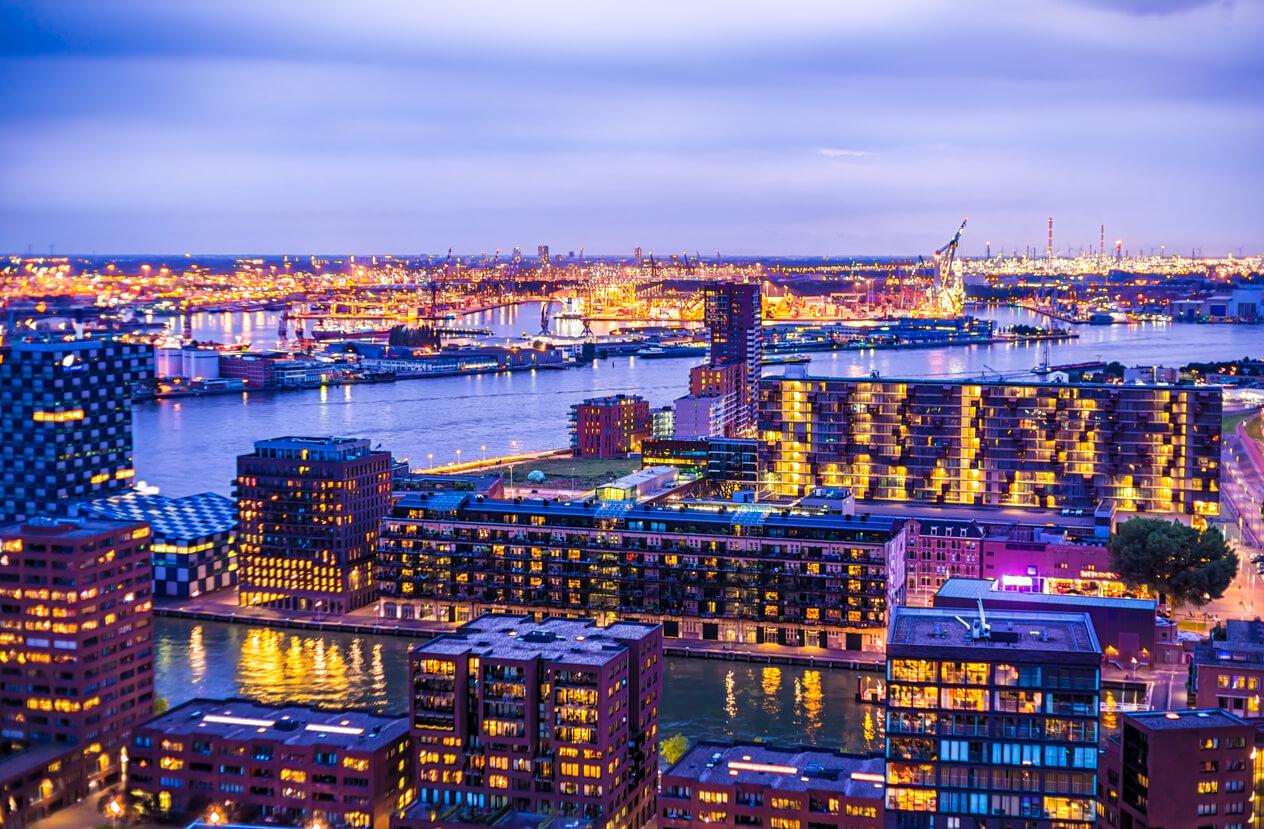 Rotterdam gece hayatı