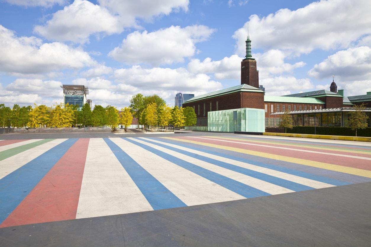 Rotterdam Bojimas Van Beuningen müzesi