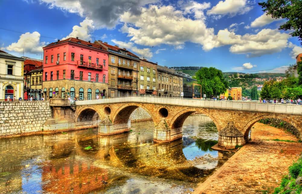 Latin Bridge Sarajevo