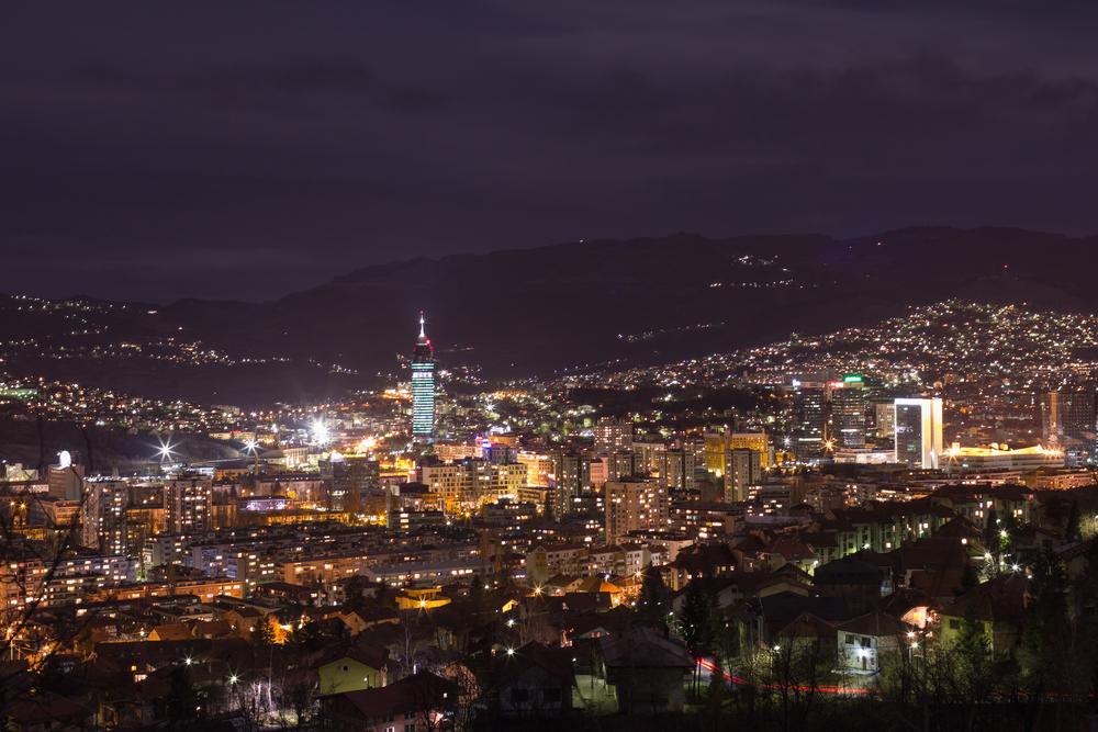 nightlife in Sarajevo