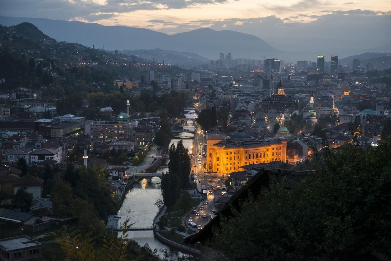 Saraybosna gece hayatı şehir rehberi