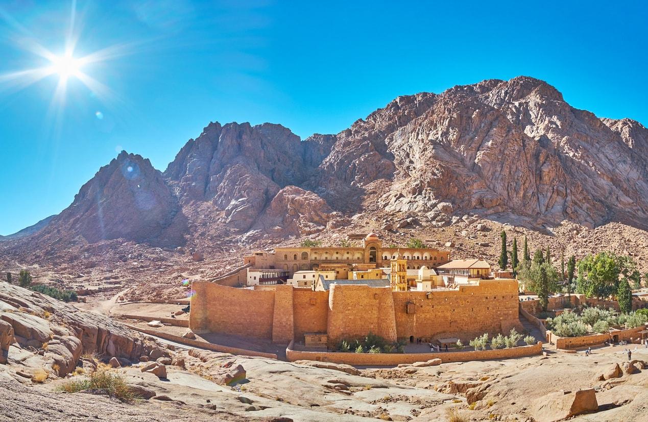 şarm el şeyh st.catherine manastırı