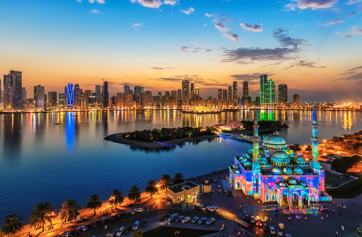 Sharjah gece hayatı