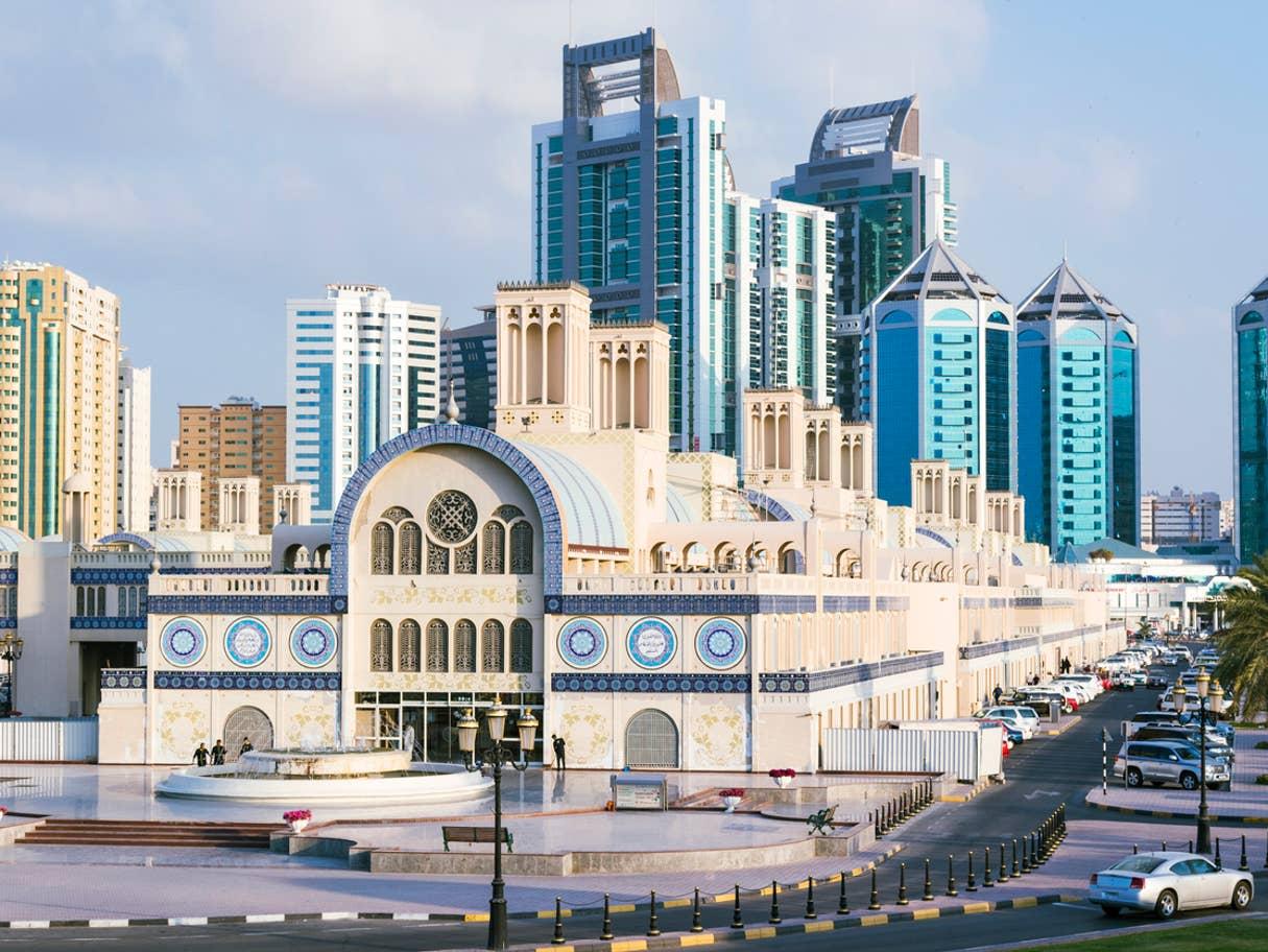 Sharjah şehir rehberi