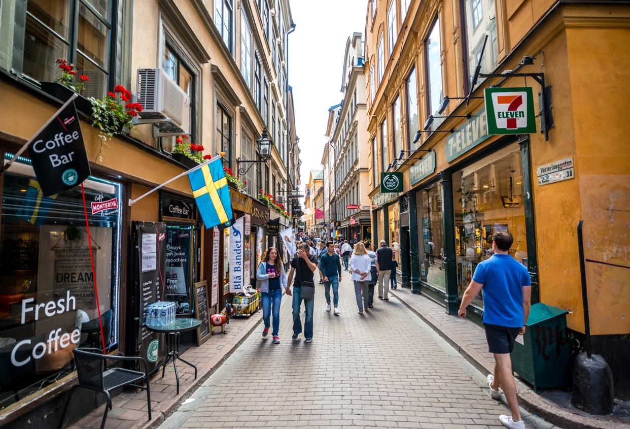 Stockholm alışveriş ne nereden alınır?