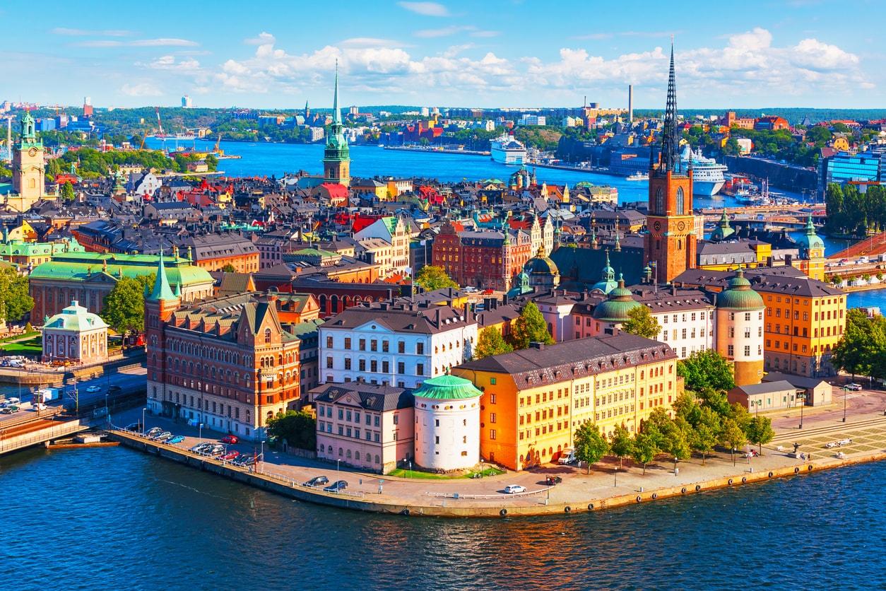 Stockholm şehri gezi rehberi