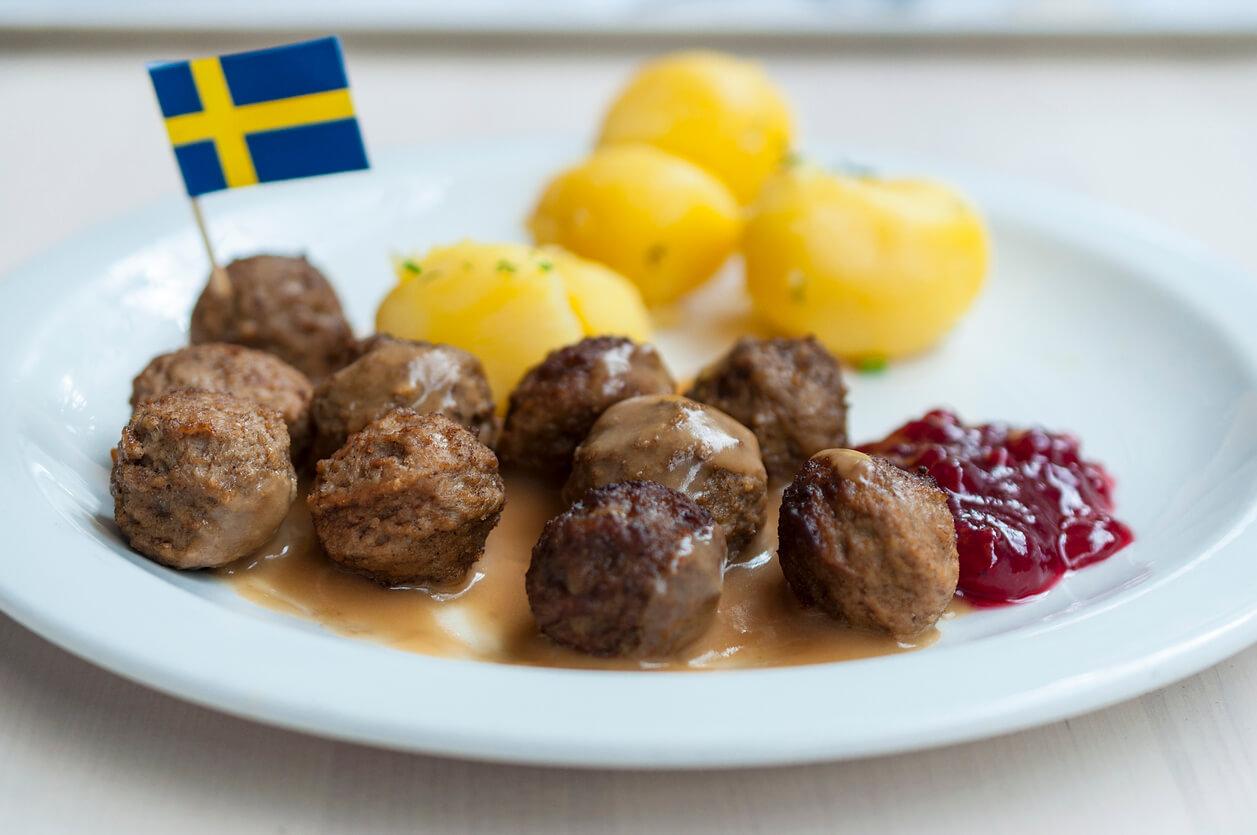 Stockholm yemekleri