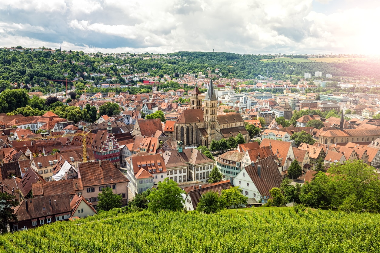 Stuttgart şehri gezi rehberi