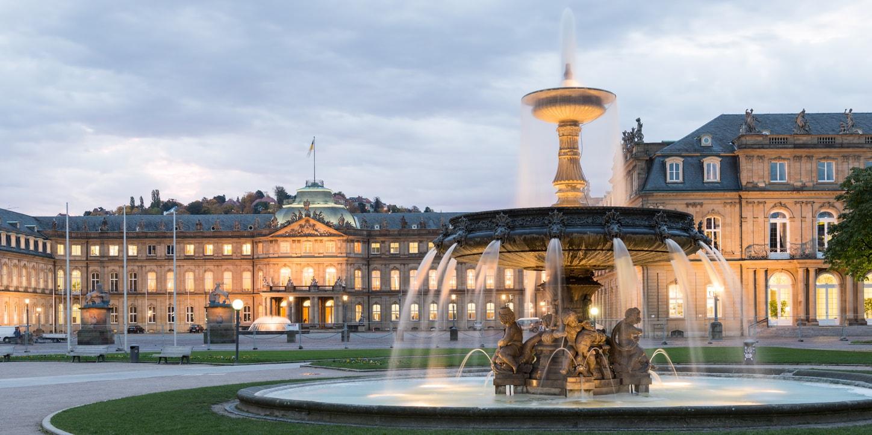 Stuttgart Yeni Saray
