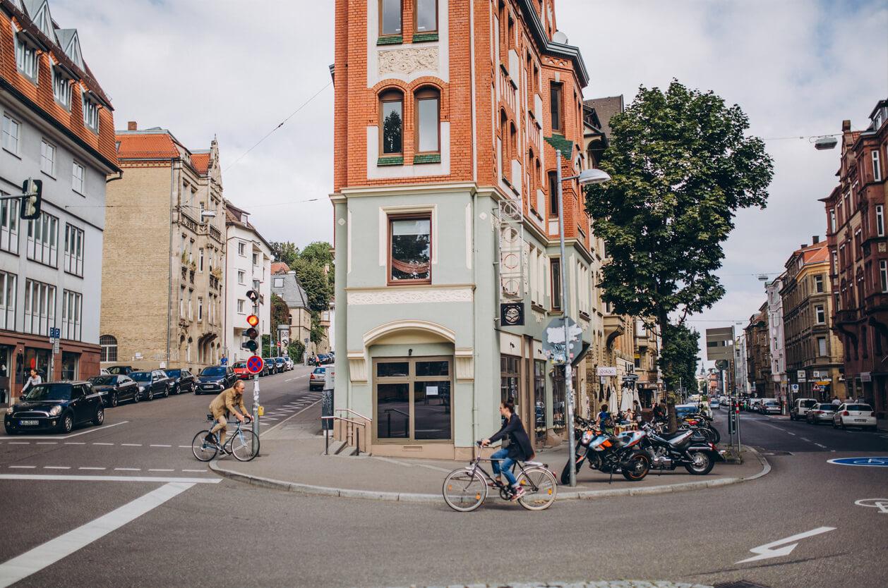 Stuttgart şehir içi ulaşım