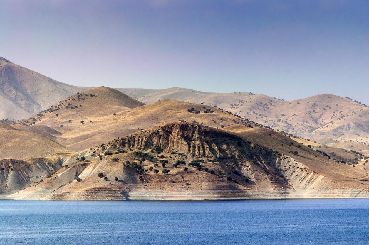 Süleymaniye Dukan Gölü