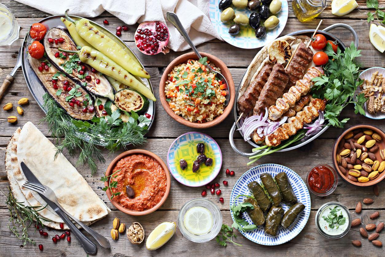 Süleymaniye yemekleri