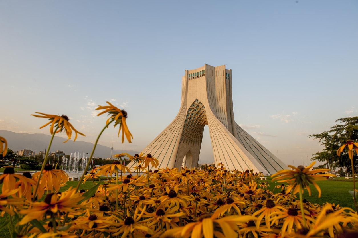 Tahran Azadi Kulesi