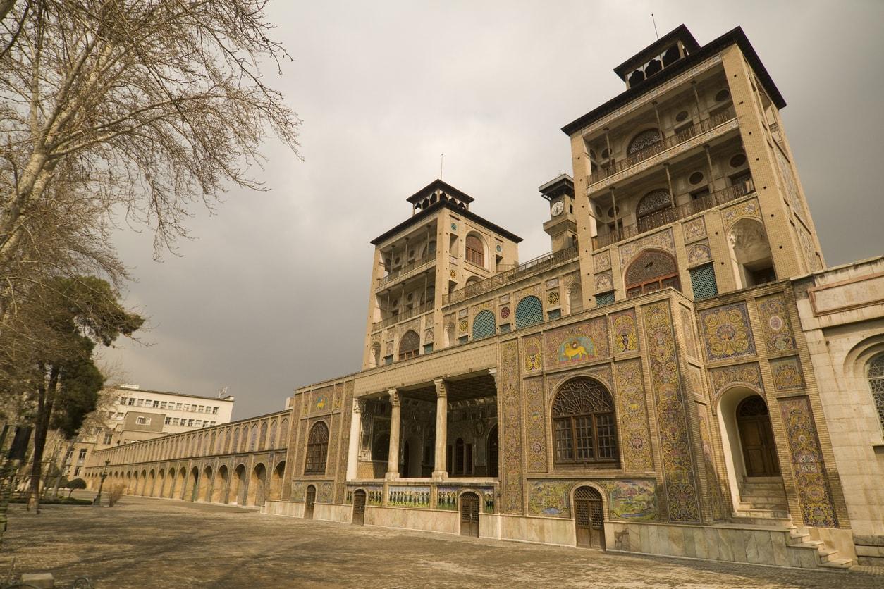 Tahran Gülistan Sarayı