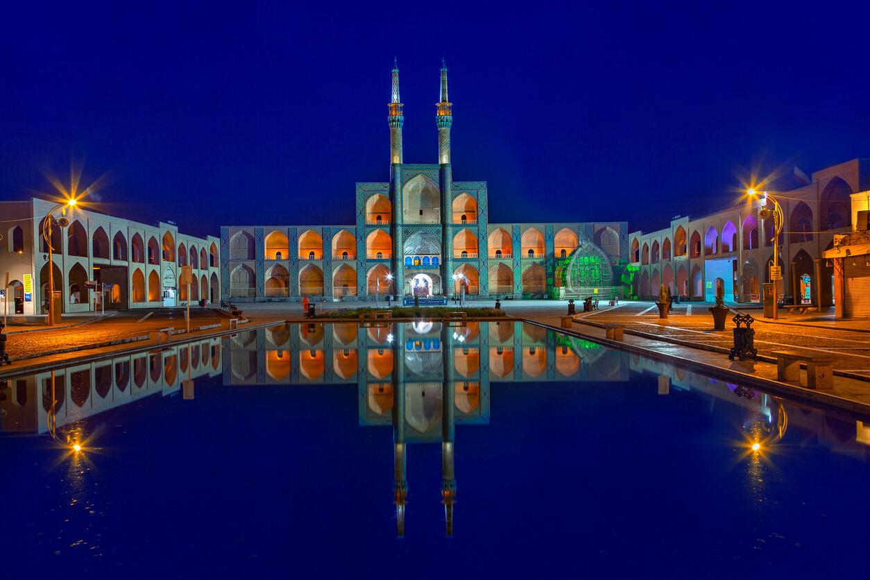 Tahran otelleri