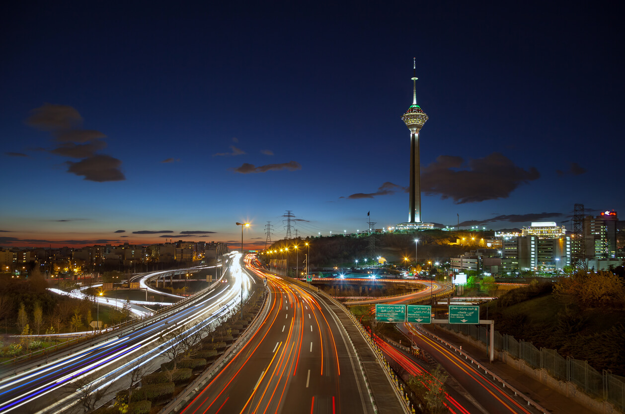 Tahran şehir içi ulaşım