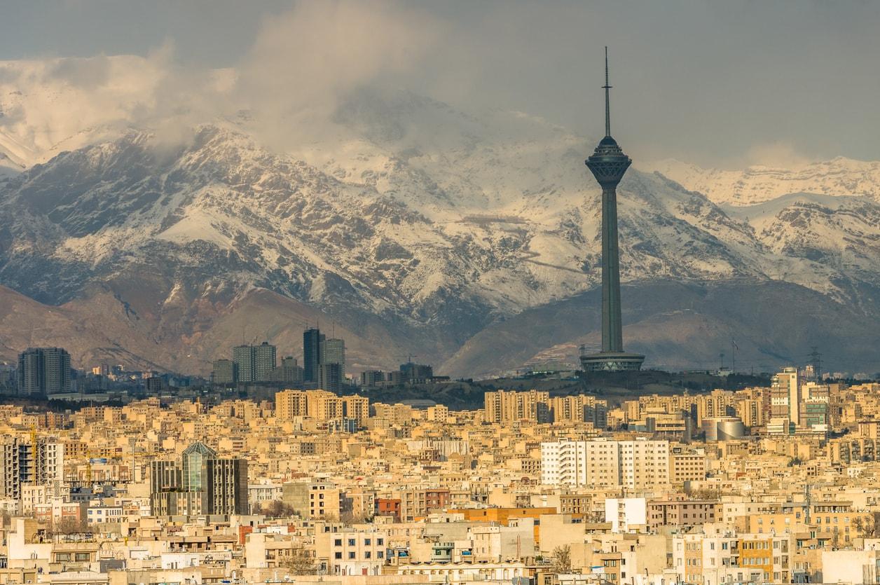 Tahran şehri gezi rehberi