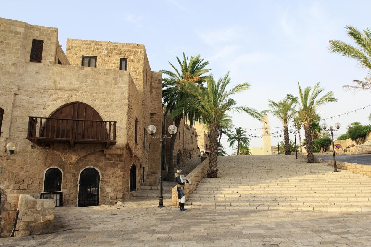 Tel Aviv Jaffa Nasıl Gidilir