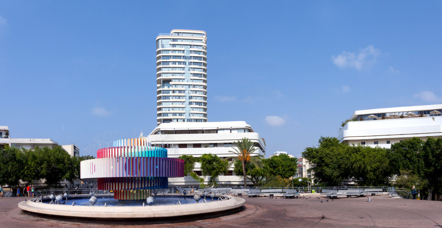 Tel Aviv Beyaz Kent