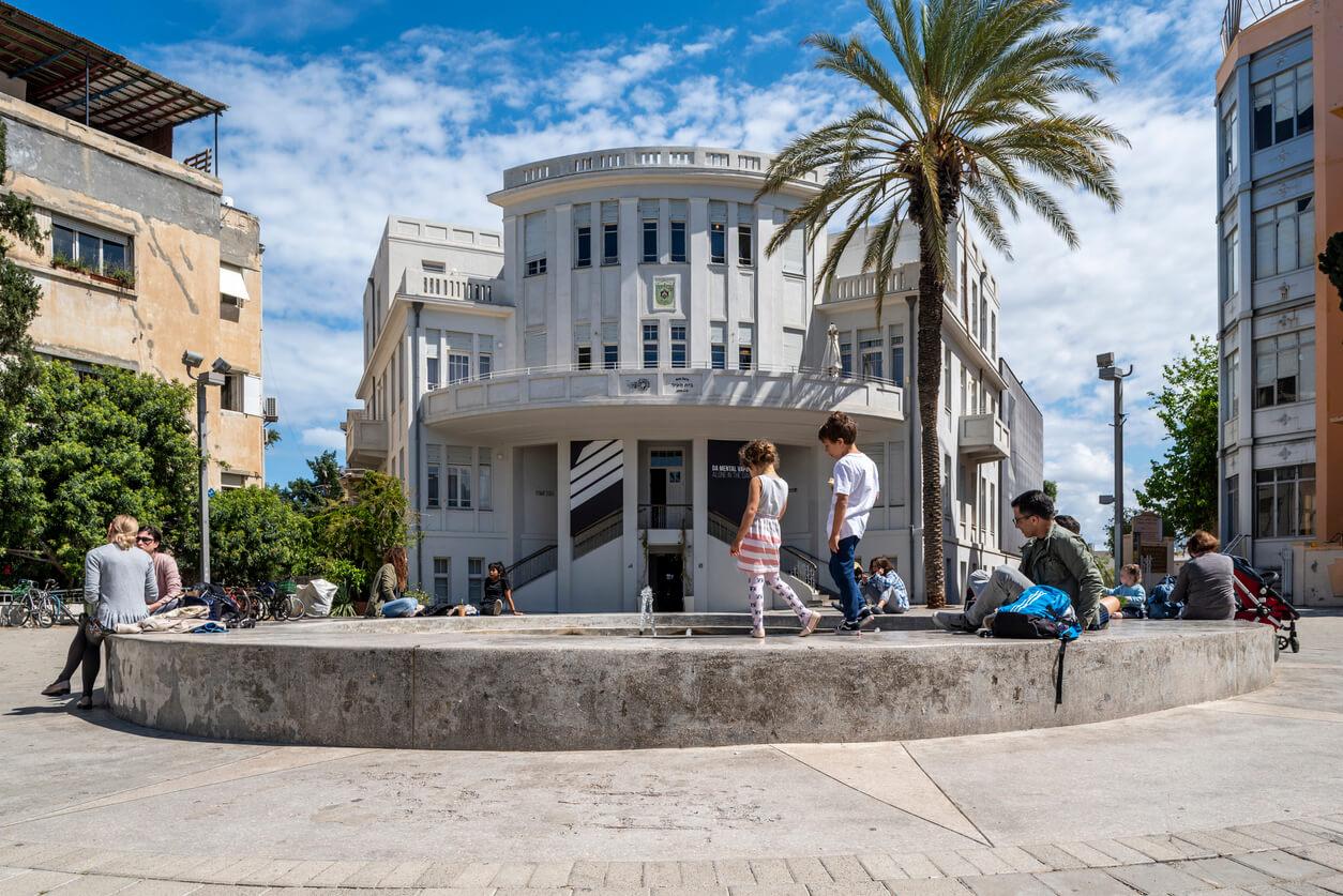 Tel Aviv Bialik