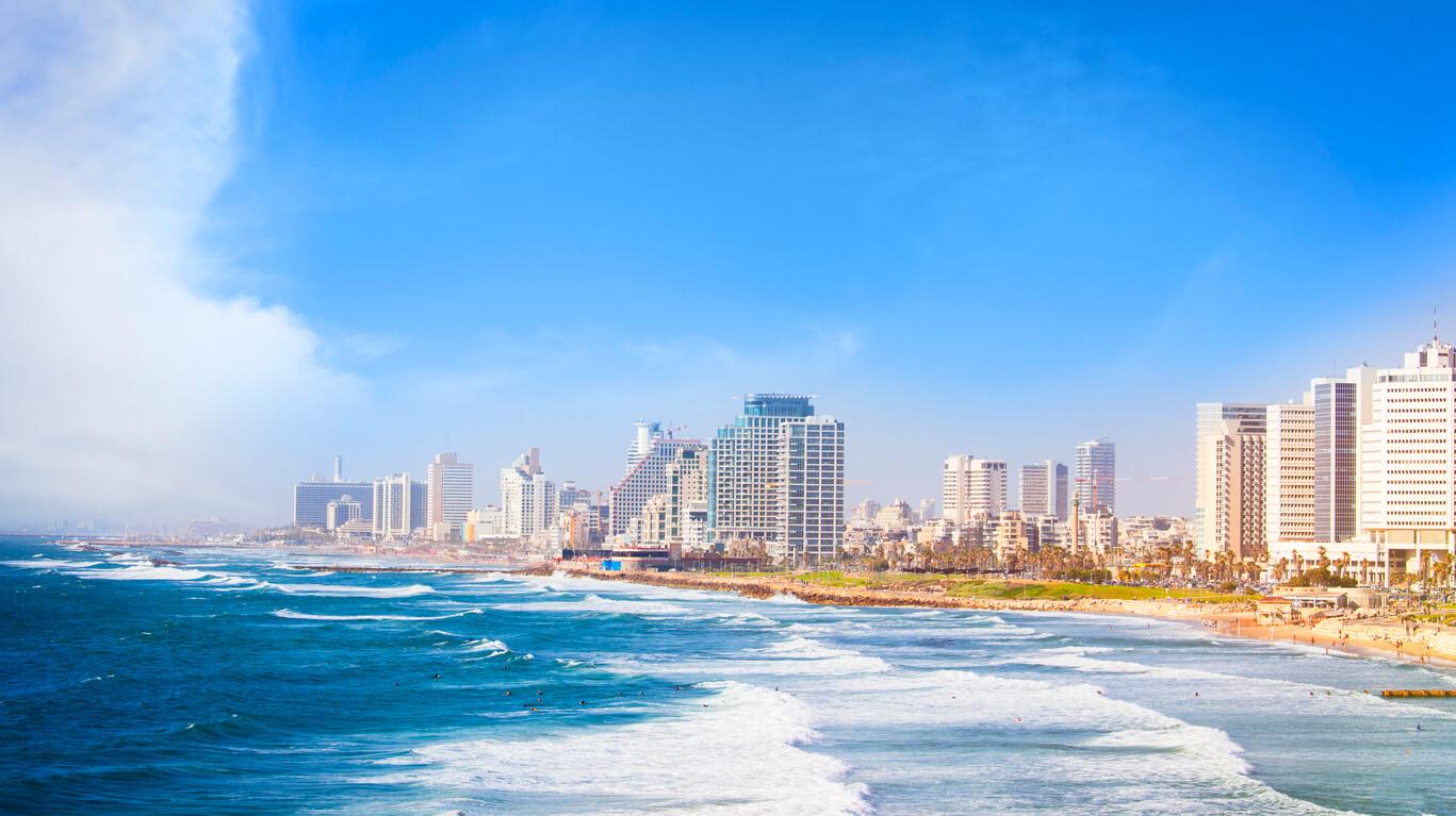 Tel Aviv ne zaman gidilir