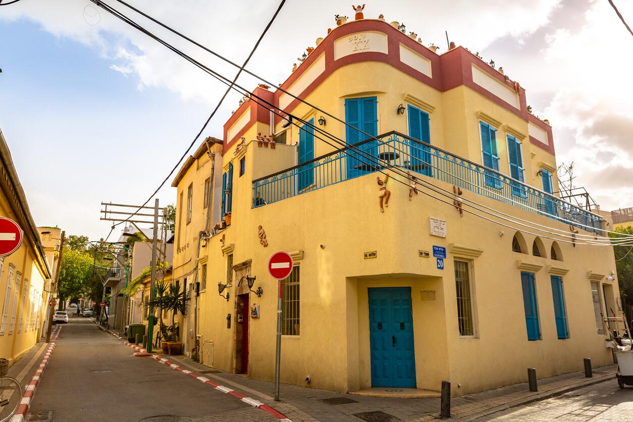 Tel Aviv Nefe Tzedek