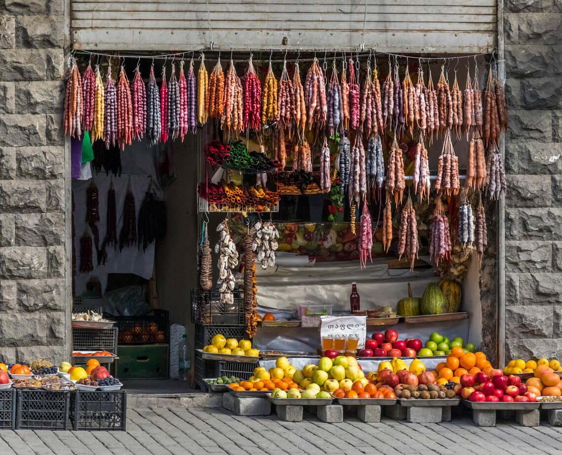 Tiflis Alışveriş