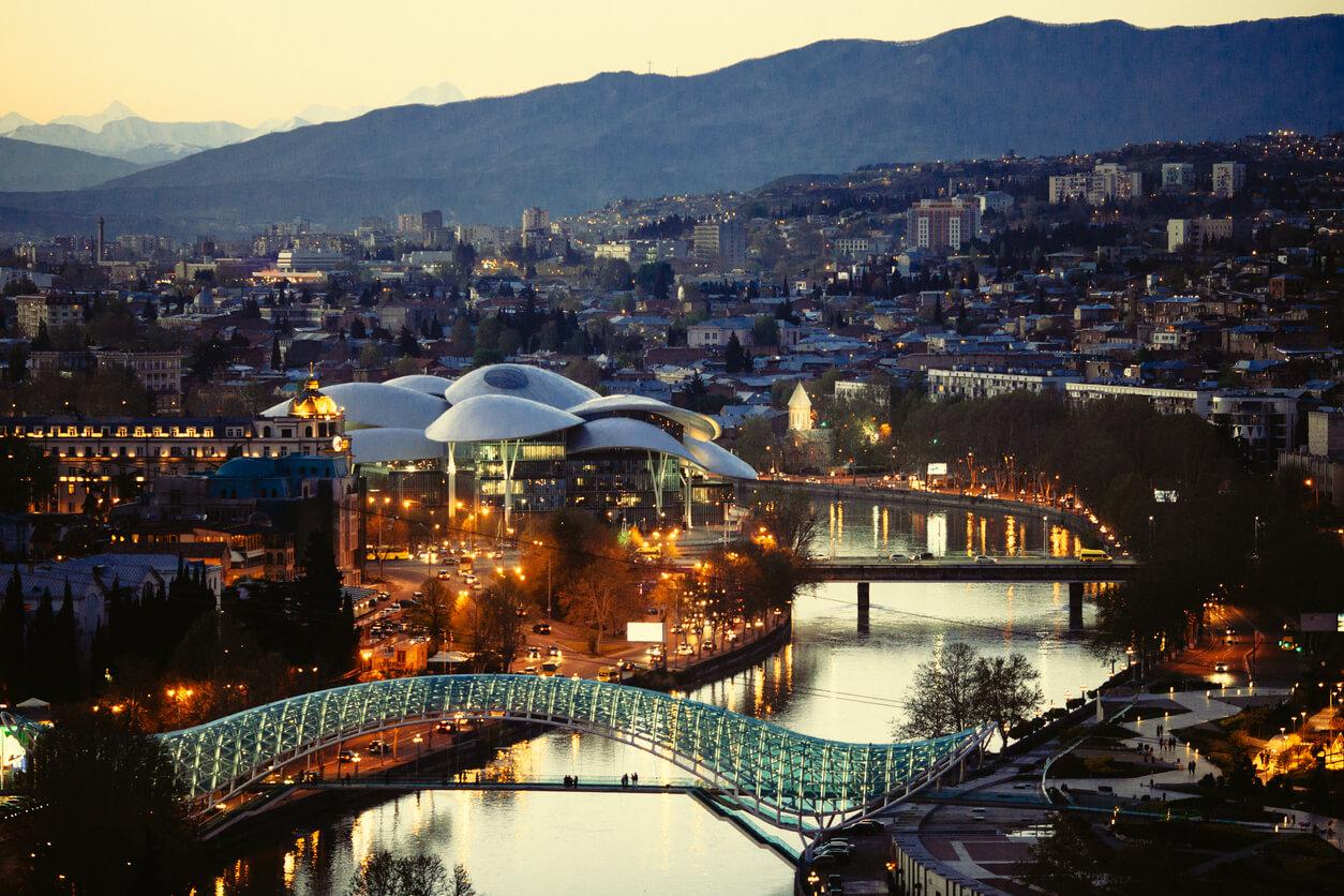 Tiflis Şehir Gezi Rehberi