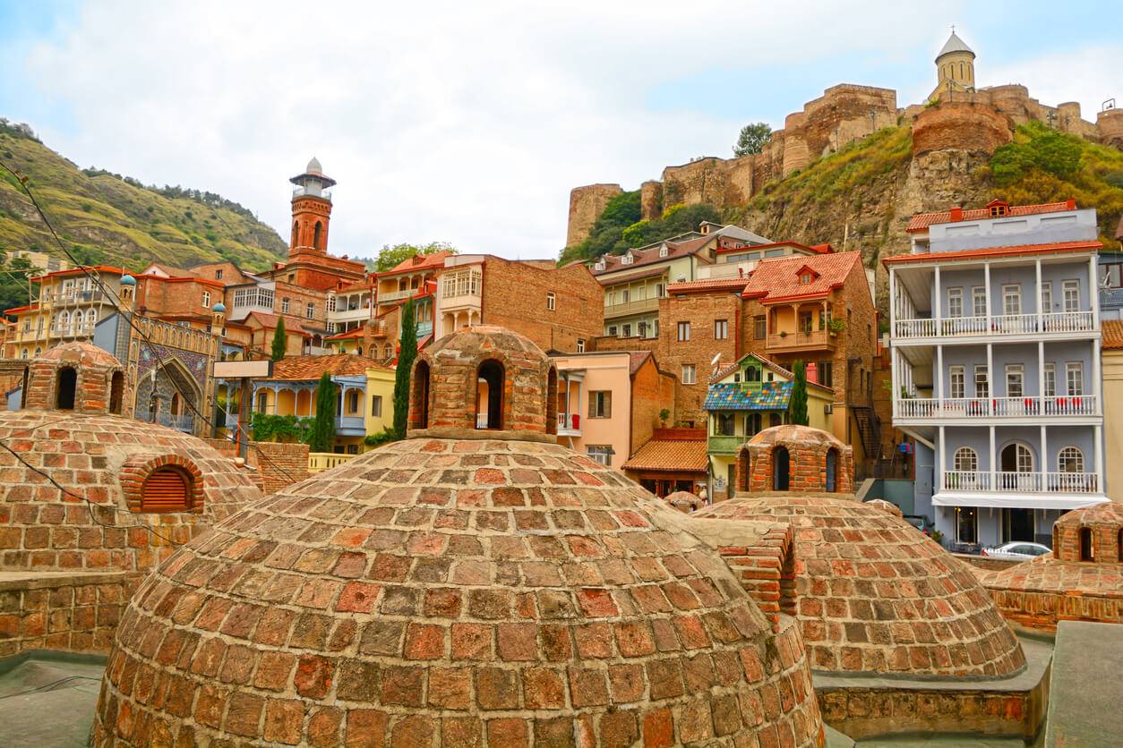 Tiflis Sülfür Hamamları