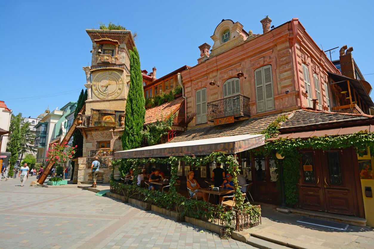 Tiflis Old Town