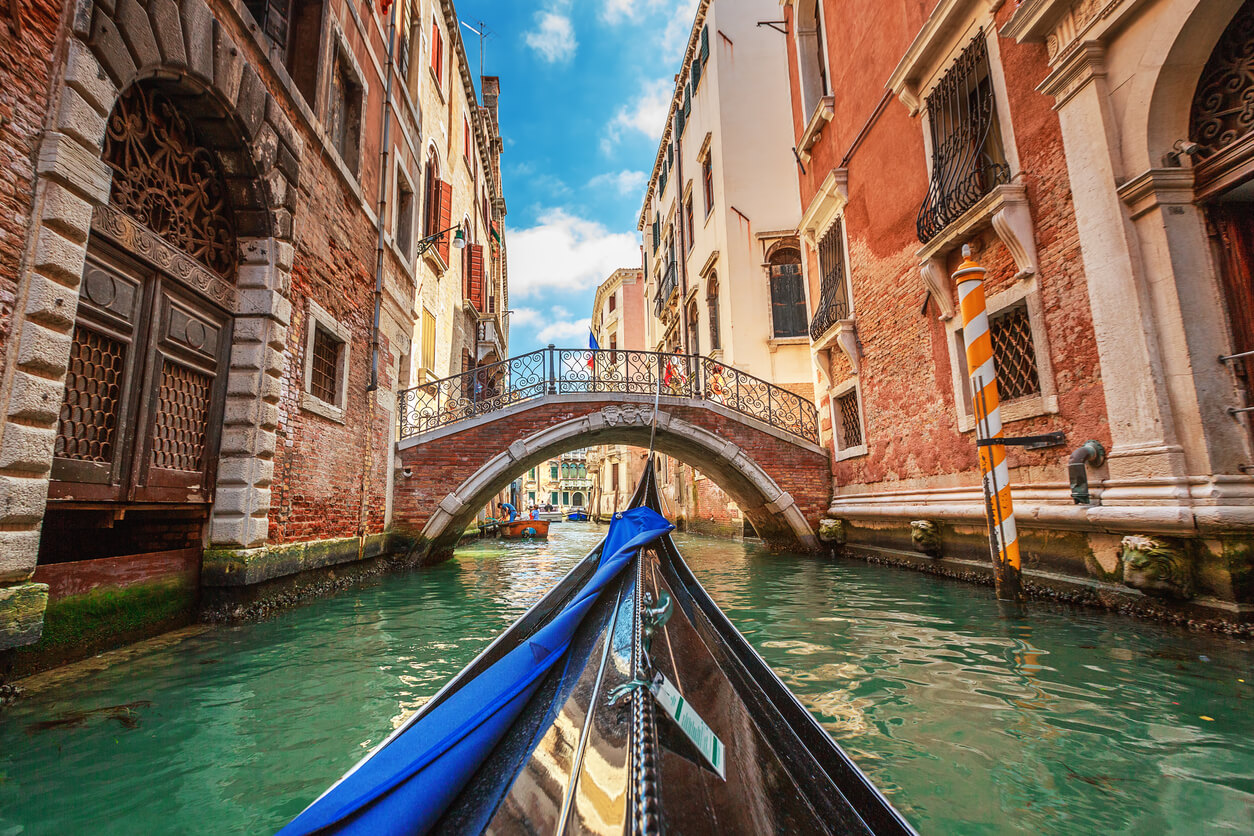 Venedik gondol gezi rehberi