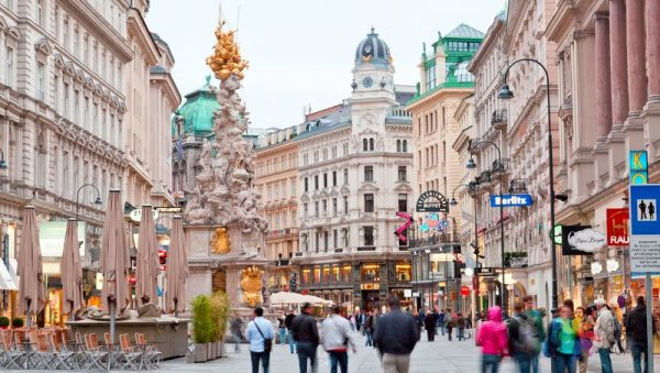 Viyana'da nerede kalınır