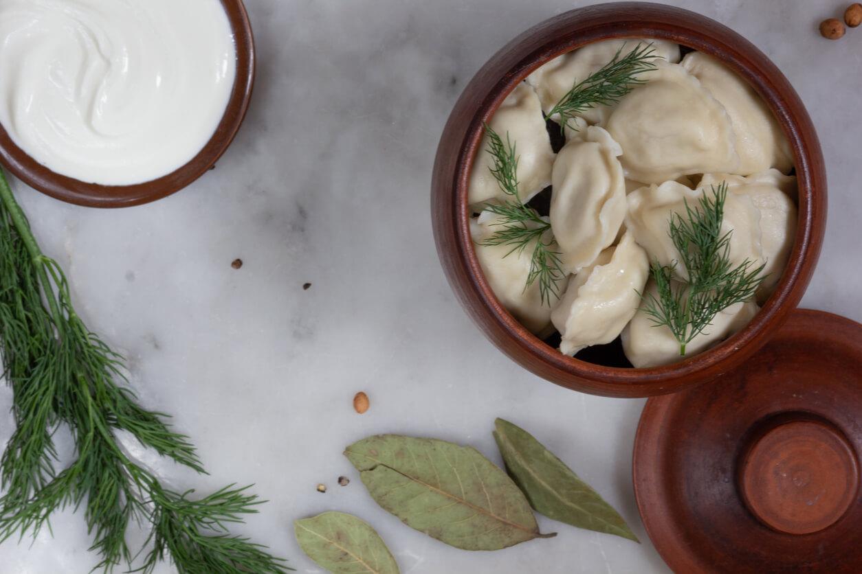 Zaporizhia yemekleri