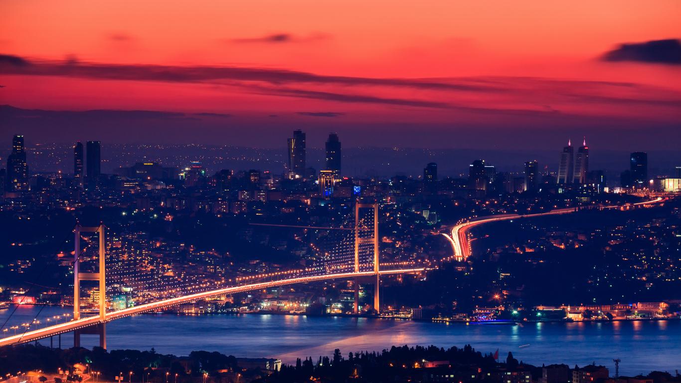 İstanbul boğaz köprüleri