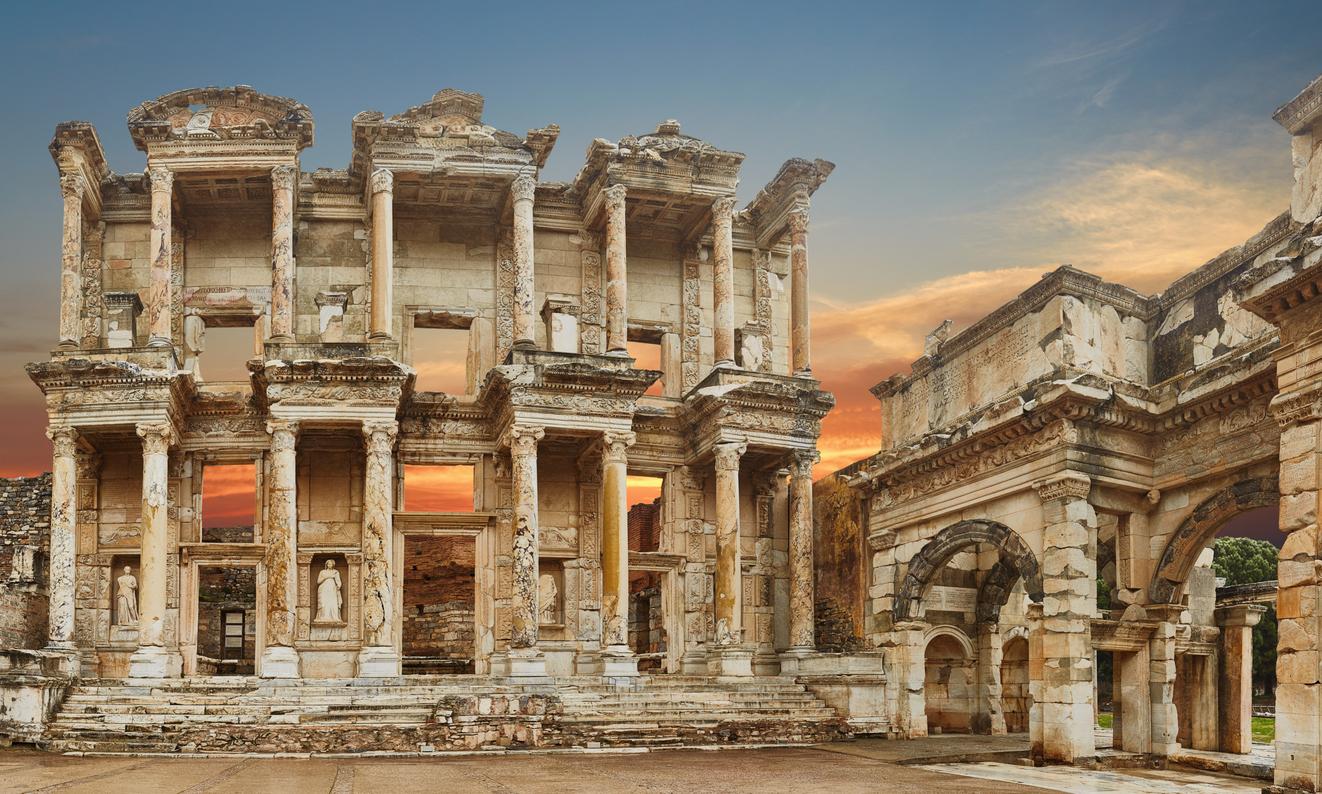 ephesus ancient city İzmir