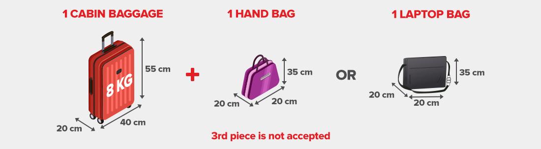 Pegasus Baggage Allowance | Pegasus Airlines
