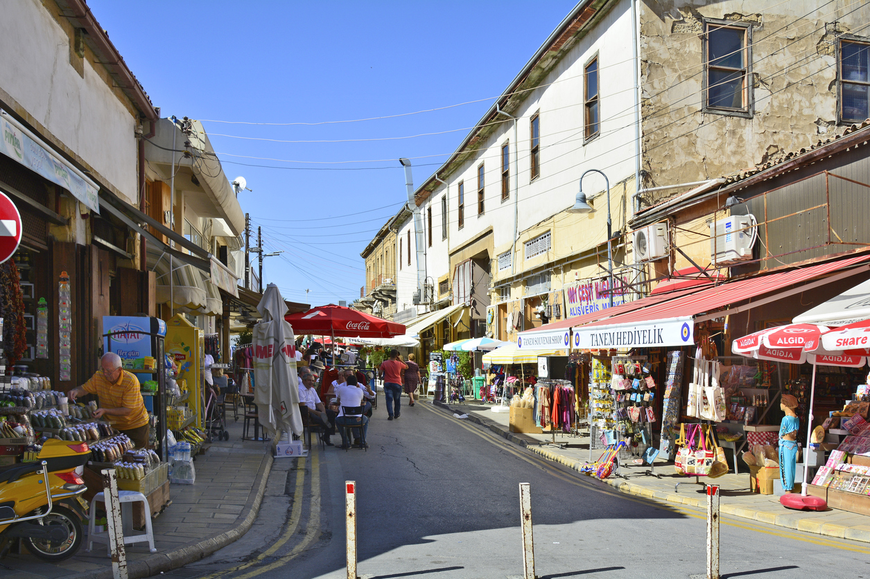shopping in northern cyprus