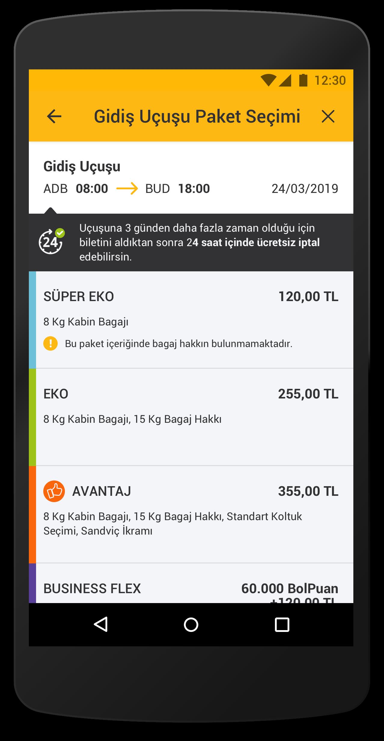 pegasus mobil app