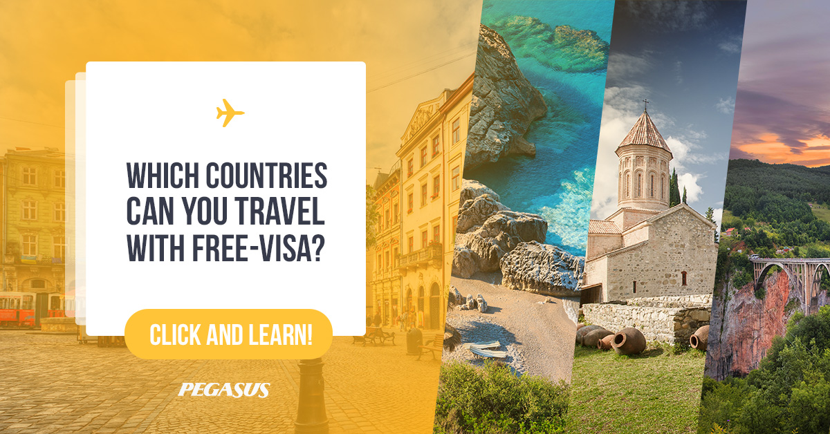 Visa Free Countries List: Booking Flights Without Visa