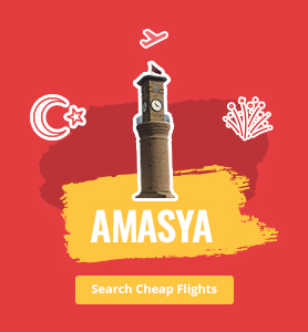 flights to Amasya