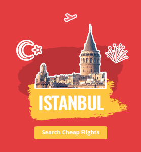 flights to İstanbul