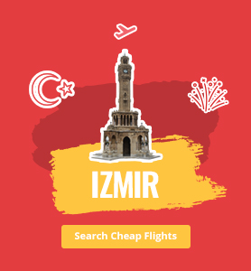 flights to İzmir
