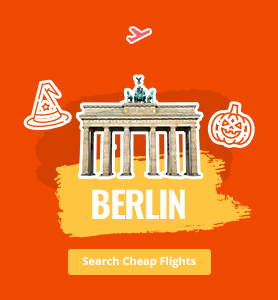 flights to Berlin