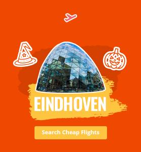 flights to Eindhoven