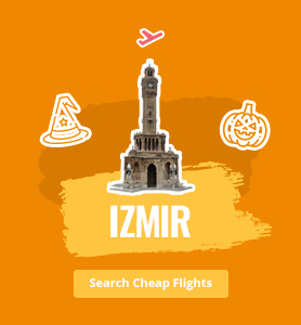 flights to Izmir